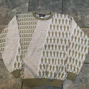 VTG 90's Playboy Crewneck Sweater Size XL